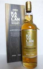 KAVALAN EX-BOURBON OAK 46% VOL ORIGINALABFÜLLUNG