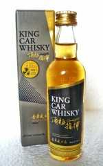 KAVALAN KING CAR CONDUCTOR SINGLE MALT WHISKY 46% VOL ORIGINALABFÜLLUNG MINIATUR