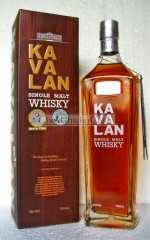 KAVALAN SINGLE MALT WHISKY 40% VOL ORIGINALABFÜLLUNG