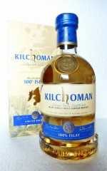 KILCHOMAN  100% ISLAY 4TH EDITION 50% VOL ORIGINALABFÜLLUNG