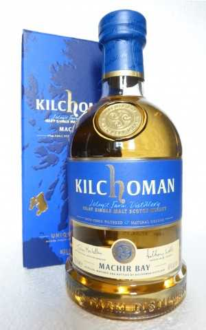 KILCHOMAN MACHIR BAY 2016 46% VOL ORIGINALABFÜLLUNG