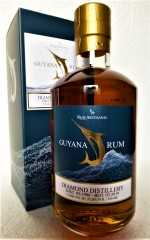 GUYANA SINGLE CASK RUM 1998 DIAMOND DESTILLERIE 20 JAHRE 52% VOL RUM ARTESANAL