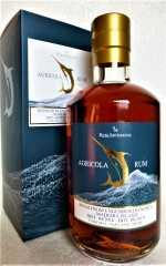 AGRÍCOLA DA MADEIRA SINGLE CASK RUM ENGENHOS DO NORTE DESTILLERIE 3 JAHRE 50,4% VOL RUM ARTESANAL