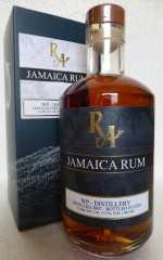 JAMAICA SINGLE CASK RUM 2007 WP DESTILLERIE 12 JAHRE 57,3% VOL BOWMORE WHISKY CASK FINISH RUM ARTESANAL