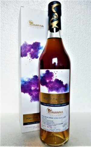 SAVANNA COLLECTION RUM 2004 PORT CASK BLEND 49,2% VOL ORIGINALABFÜLLUNG