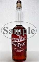 SAZERAC STRAIGHT RYE WHISKEY 45% VOL ORIGINALABFÜLLUNG SAMPLE