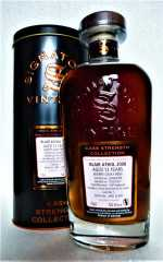 BLAIR ATHOL 2008 FRESH SHERRY BUTT FINISH 54,4% VOL SIGNATORY CASK STRENGTH COLLECTION