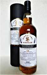 BUNNAHABHAIN 2006 EXCLUSIVE FOR GERMANY SHERRY BUTT 57,8% VOL  SIGNATORY