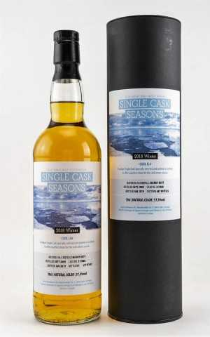 CAOL ILA 2009 SINGLE CASK SEASONS WINTER 2018 57,3% VOL SIGNATORY SELECTED BY KIRSCH WHISKY IMPORT