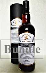 SET SIGNATORY: LINKWOOD 2006 SHERRY BUTT FINISH 58,5% VOL + CRAIGELLACHIE 2008 FOR GERMANY 1ST FILL SHERRY BUTT 46% VOL