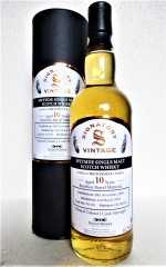 MILTONDUFF 2009 EXCLUSIVE FOR GERMANY BOURBON BARREL 61,2% VOL SIGNATORY
