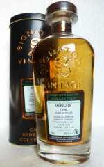 MORTLACH 1990 SHERRY BUTT 56,5% VOL SIGNATORY CASK STRENGTH COLLECTION