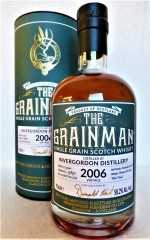 INVERGORDON 2006 PREMIER CRU CLASSÉ WINE FINISH 58,2% VOL THE GRAINMAN
