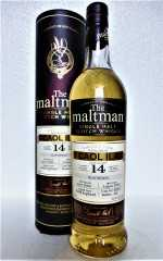 CAOL ILA 2006 REFILL HOGSHEAD 51,9% VOL THE MALTMAN