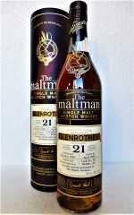 GLENROTHES 1996 OLOROSO SHERRY CASK 50,5% VOL THE MALTMAN EXCLUSIVE FOR GERMANY