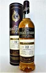 TEANINICH 2008 REFILL SHERRY BUTT 51,6% VOL THE MALTMAN