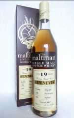 BEN NEVIS 1996 FINO SHERRY CASK 47,5% VOL THE MALTMAN