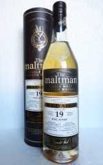 LEDAIG 1997 BOURBON CASK 48,4% VOL THE MALTMAN