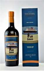 FIJI RUM 2009 NAVY STRENGTH SOUTH PACIFIC DESTILLERIE 57,18% VOL TRANSCONTINENTAL RUM LINE