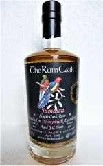 JAMAICA SINGLE CASK RUM 2003 MONYMUSK DESTILLERIE 14 JAHRE 60,7% VOL THERUMCASK