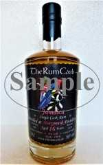 JAMAICA SINGLE CASK RUM 2003 MONYMUSK DESTILLERIE 16 JAHRE 59,5% VOL THERUMCASK SAMPLE