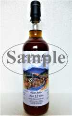 BLAIR ATHOL 2007 CREAM SHERRY CASK FINISH  56,1% VOL THEWHISKYCASK SAMPLE 10 CL