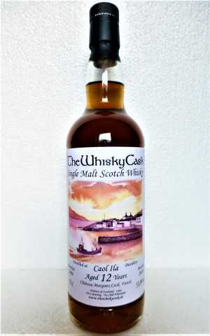 CAOL ILA 2008 CHATEAU MARGAUX CASK FINISH 53,8% VOL THEWHISKYCASK