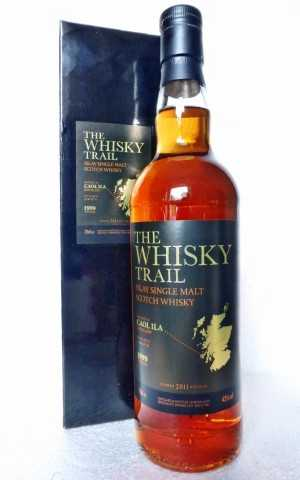 CAOL ILA 1999 43% VOL THE WHISKY TRAIL SPECIALITY DRINKS