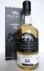WOLFBURN FIRST GENERAL RELEASE QUARTER CASKS 46% VOL ORIGINALABFÜLLUNG
