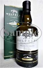 WOLFBURN MORVEN LIGHTLY PEATED 46% VOL ORIGINALABFÜLLUNG SAMPLE